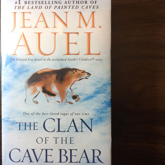Earth's Children: The Clan Of The Cave Bear