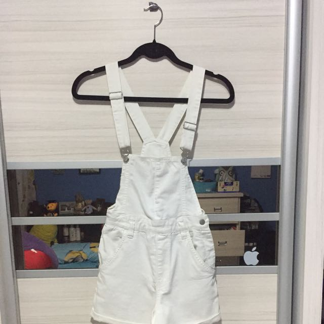 Factories White Overall