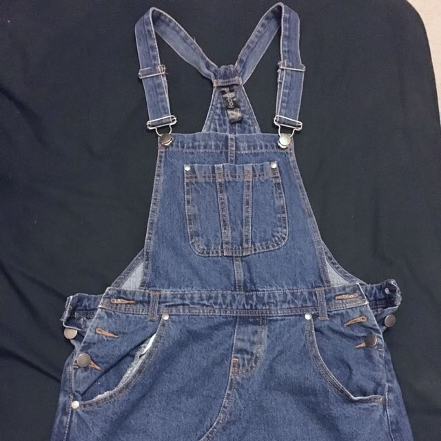 Factory Overalls Dress/skirt