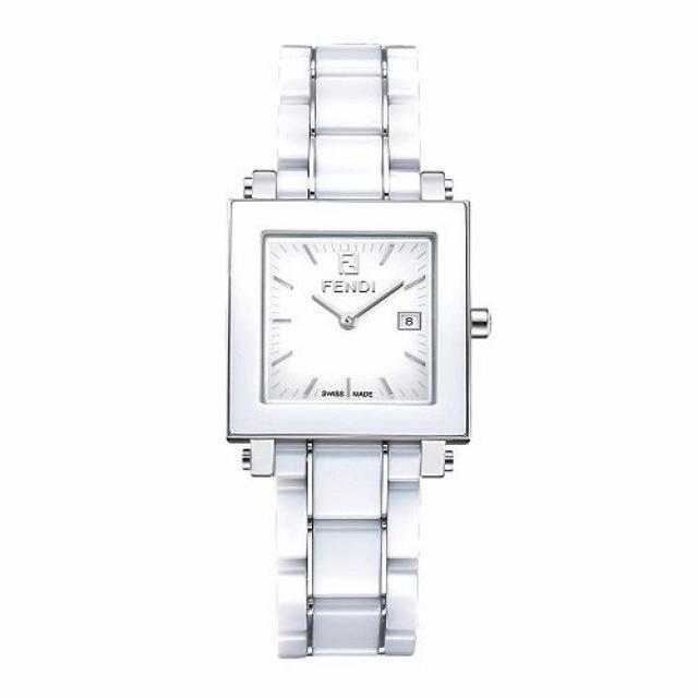 FENDI  陶瓷精品手錶(誠可議)