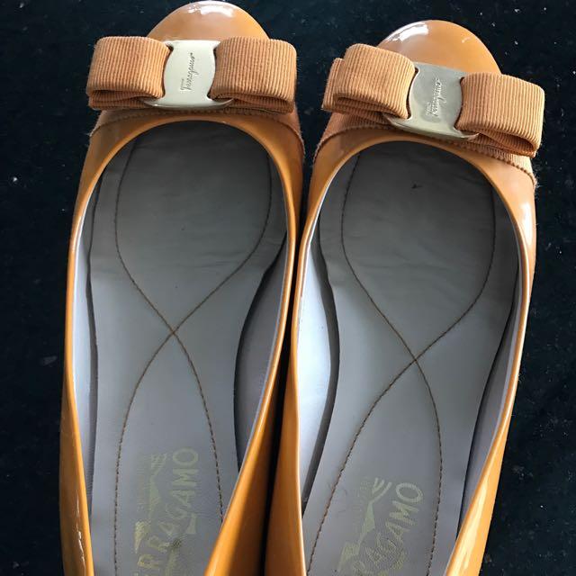 Ferragamo Flat Shoes