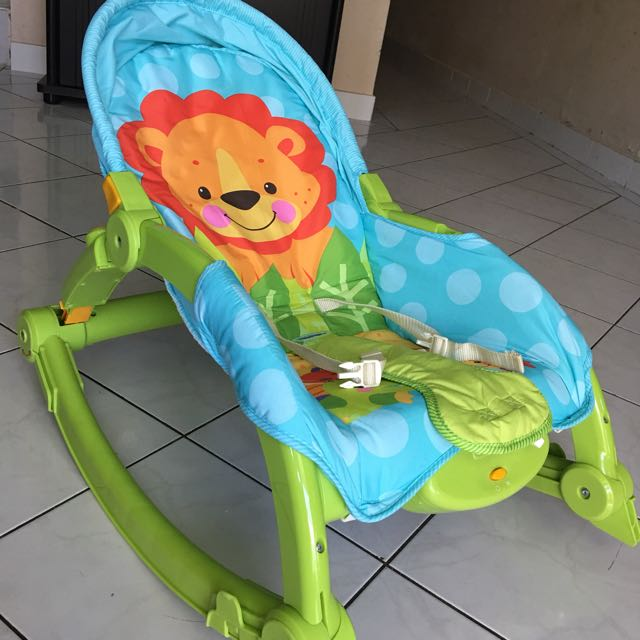 Fisher Price Baby Bouncher
