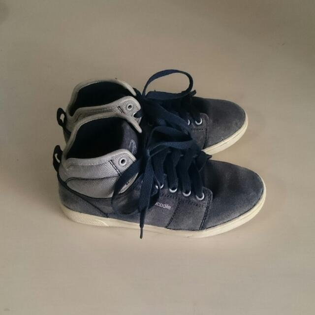 [FREE ONGKIR] CROCODILE Shoes For Kids (Preloved)