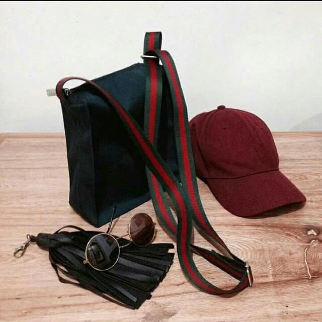Gucci-inspired Bag