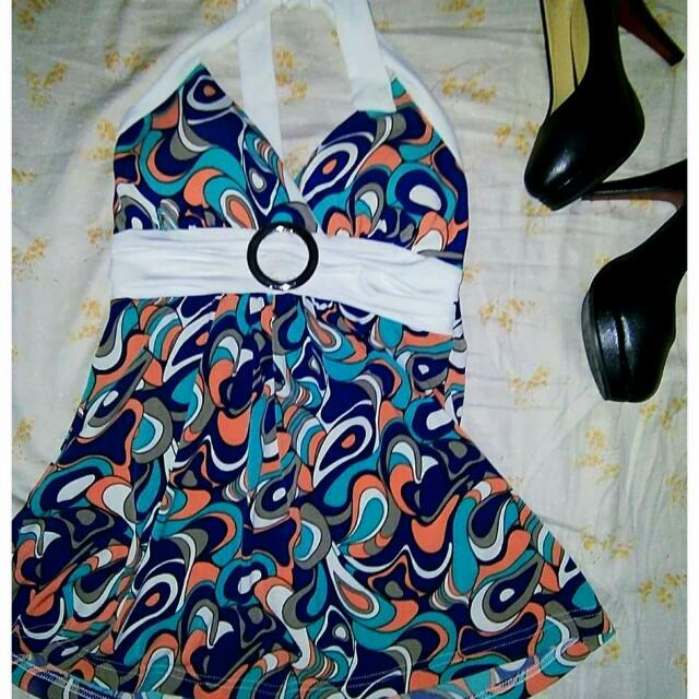 Halter Cute Dress