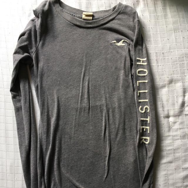Hollister Long-Sleeve