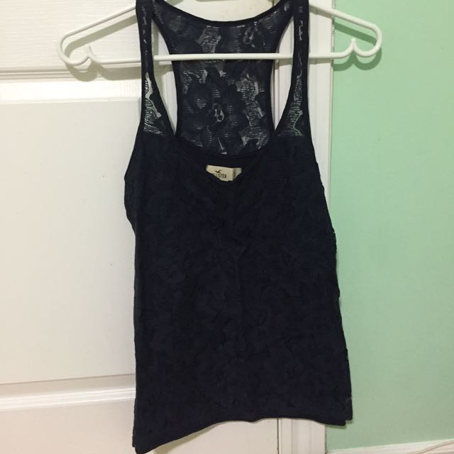 Hollister Tank Top- Size S