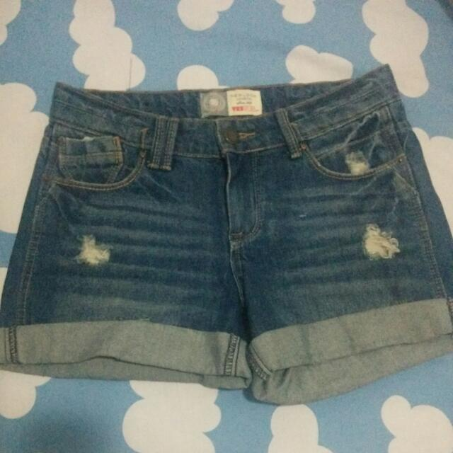 Hotpants Jeans New Look