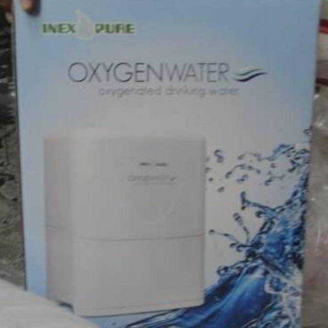 Inex Pure Alkaline Water Filter