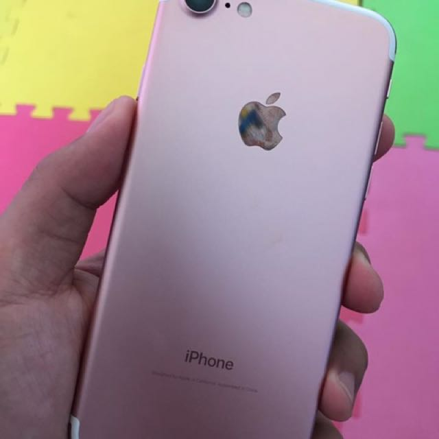 iPhone 7 128gb FU Rosegold