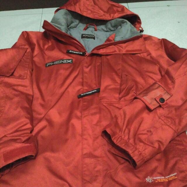 Jacket Snowboard Phenix