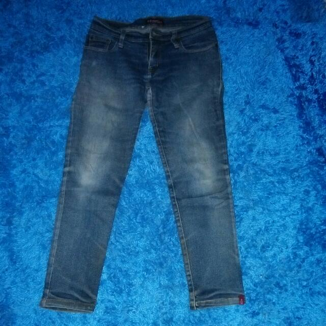 jeans ako / L