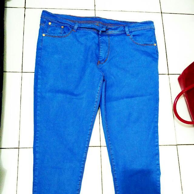 Jeans Big Size 38