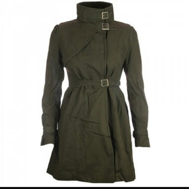 Jorge Trench Coat