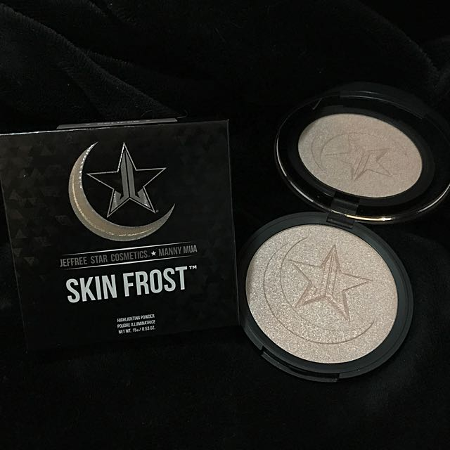 JSC X Manny Mua 'Eclipse' Highlighter ~ No Swaps ~