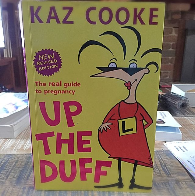 Kaz Cooke