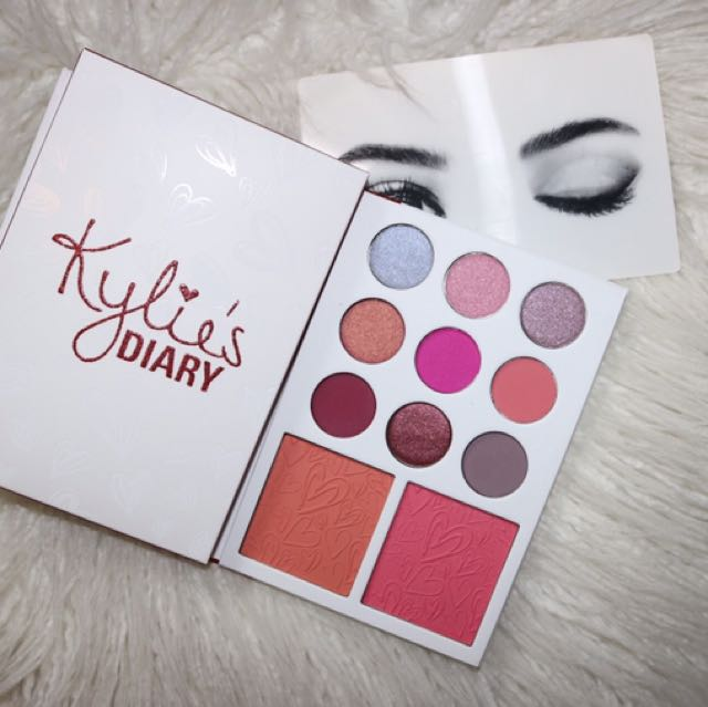 Kylie jenner S Diary Palette