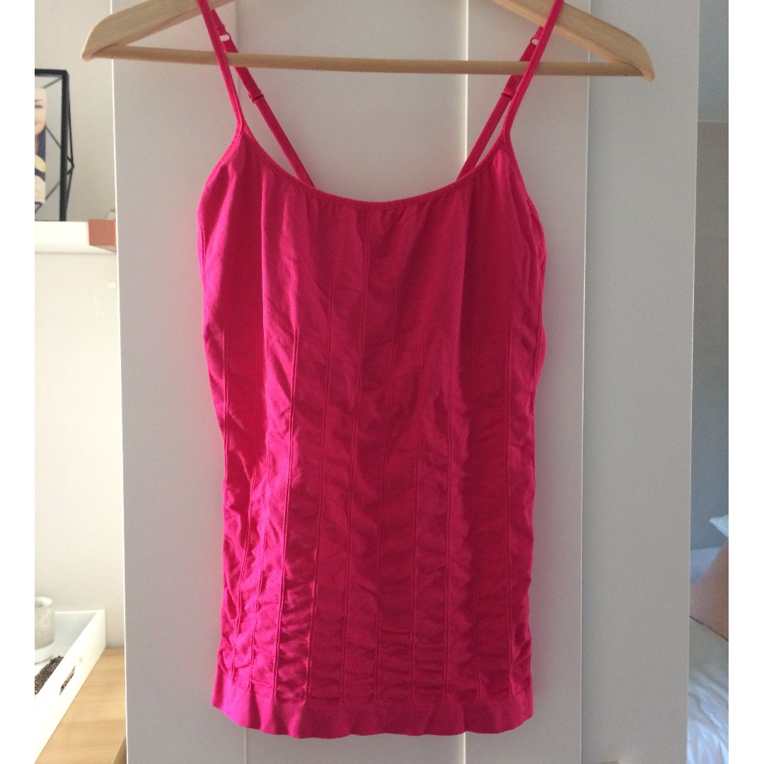 Lululemon Pink Workout Top, Small