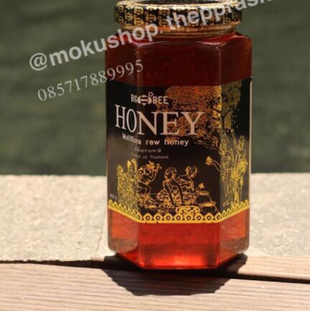 Madu Asli Thailand Raw Honey