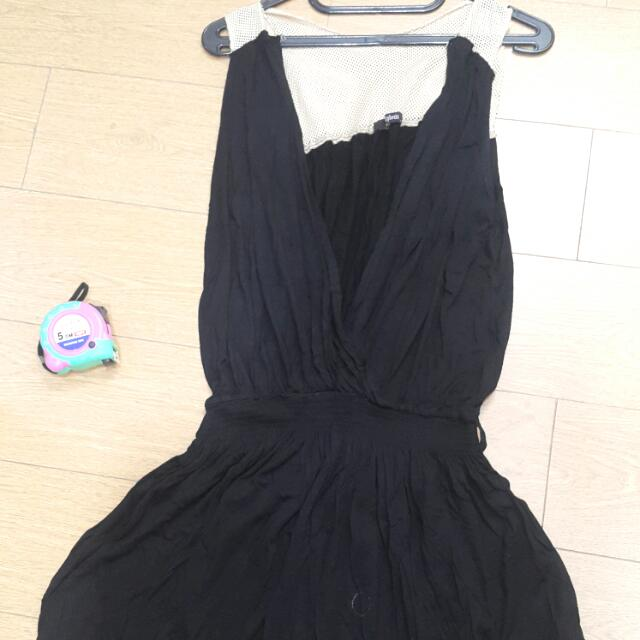 Mphosis Black Dress