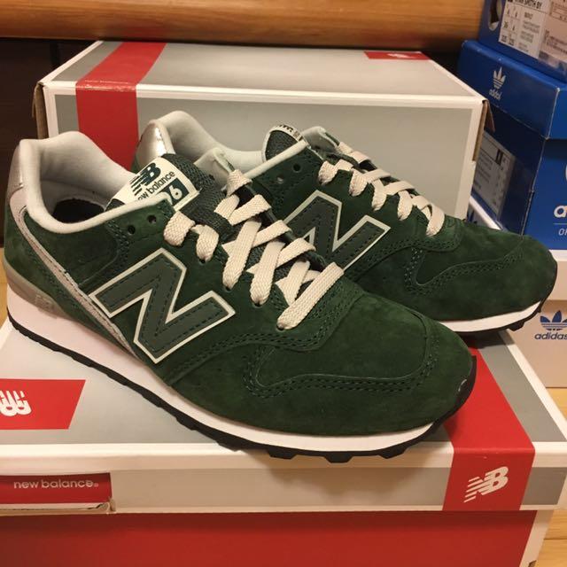 全新✨New Balance 996 紐巴倫 NB 綠色