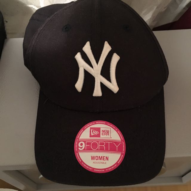 New Era NY Woman's Baseball Cap