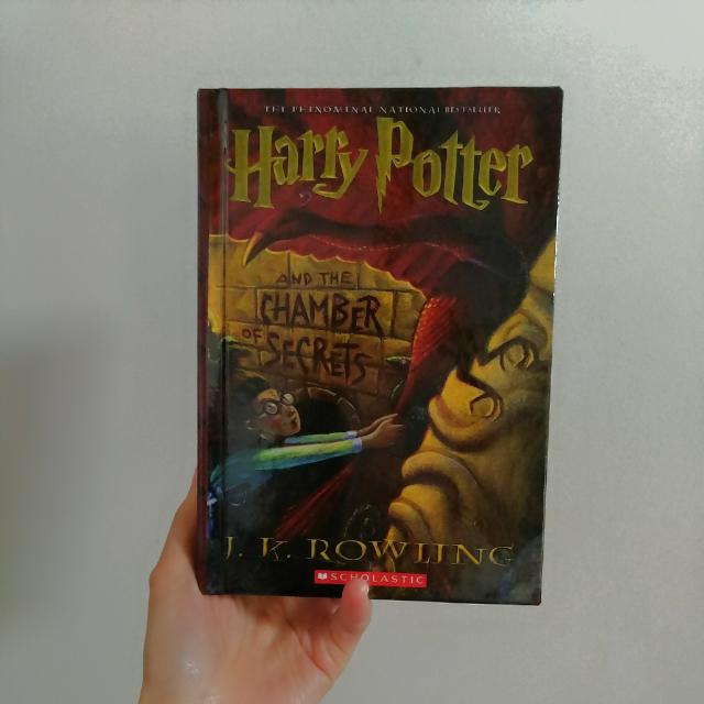 🦄NEW Harry Potter Hardcover (Year 2)