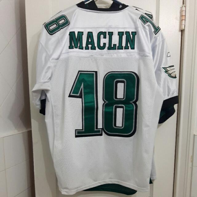 NFL Sports Eagles Jersey Maclin