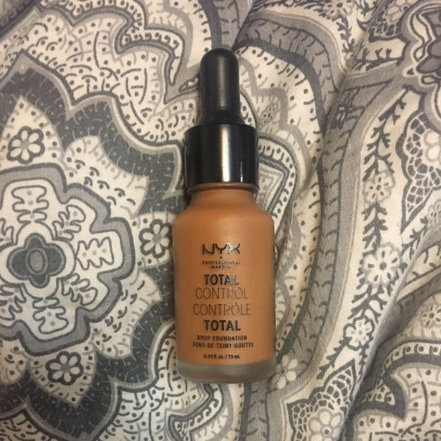 NYC Total Control Drop Foundation