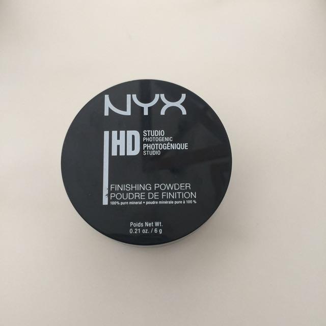 NYX: Studio Finishing Powder