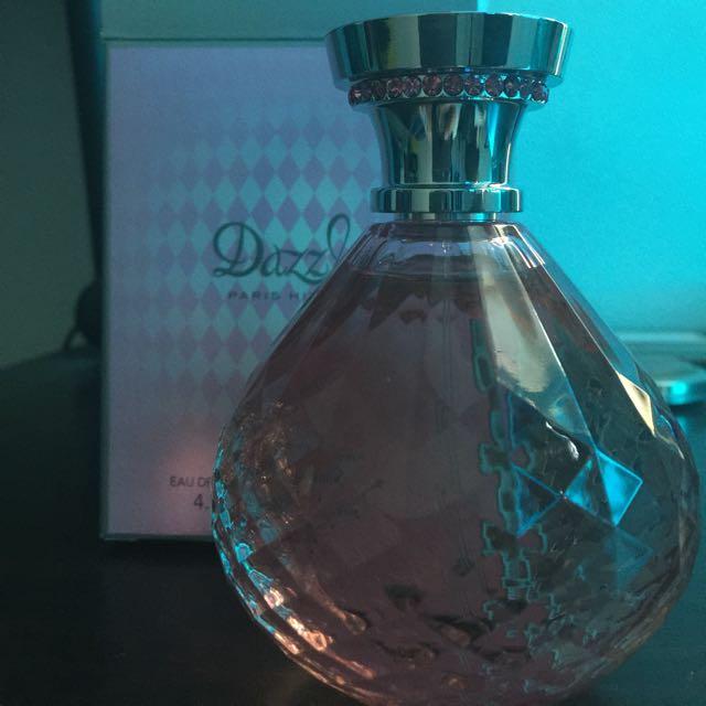 Authentic Paris Hilton Dazzle Perfume