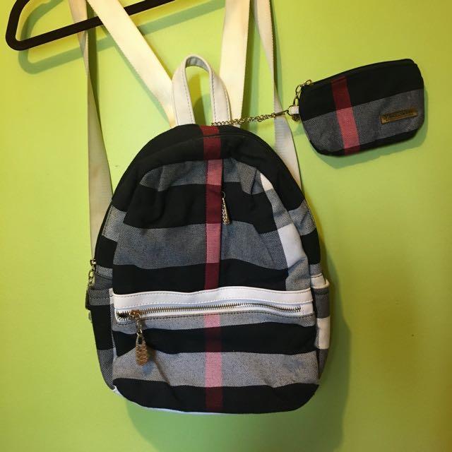 Parlontis Backpack Bag