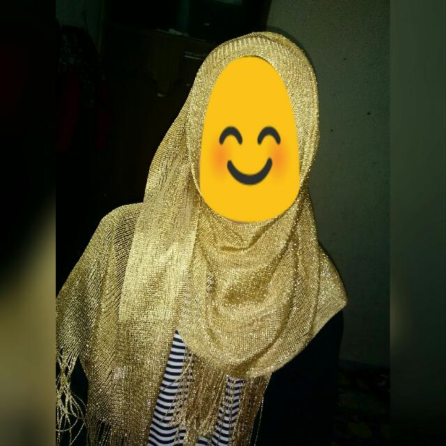 pashmina jala party