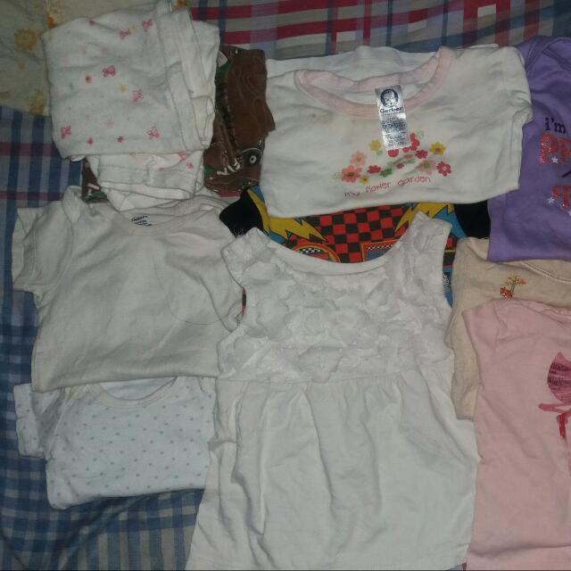Prepacked 30 Pcs Infant to toddler