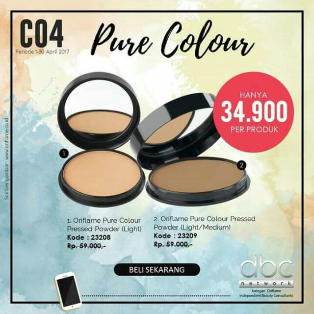 Pure Colour Pressed Powder ...