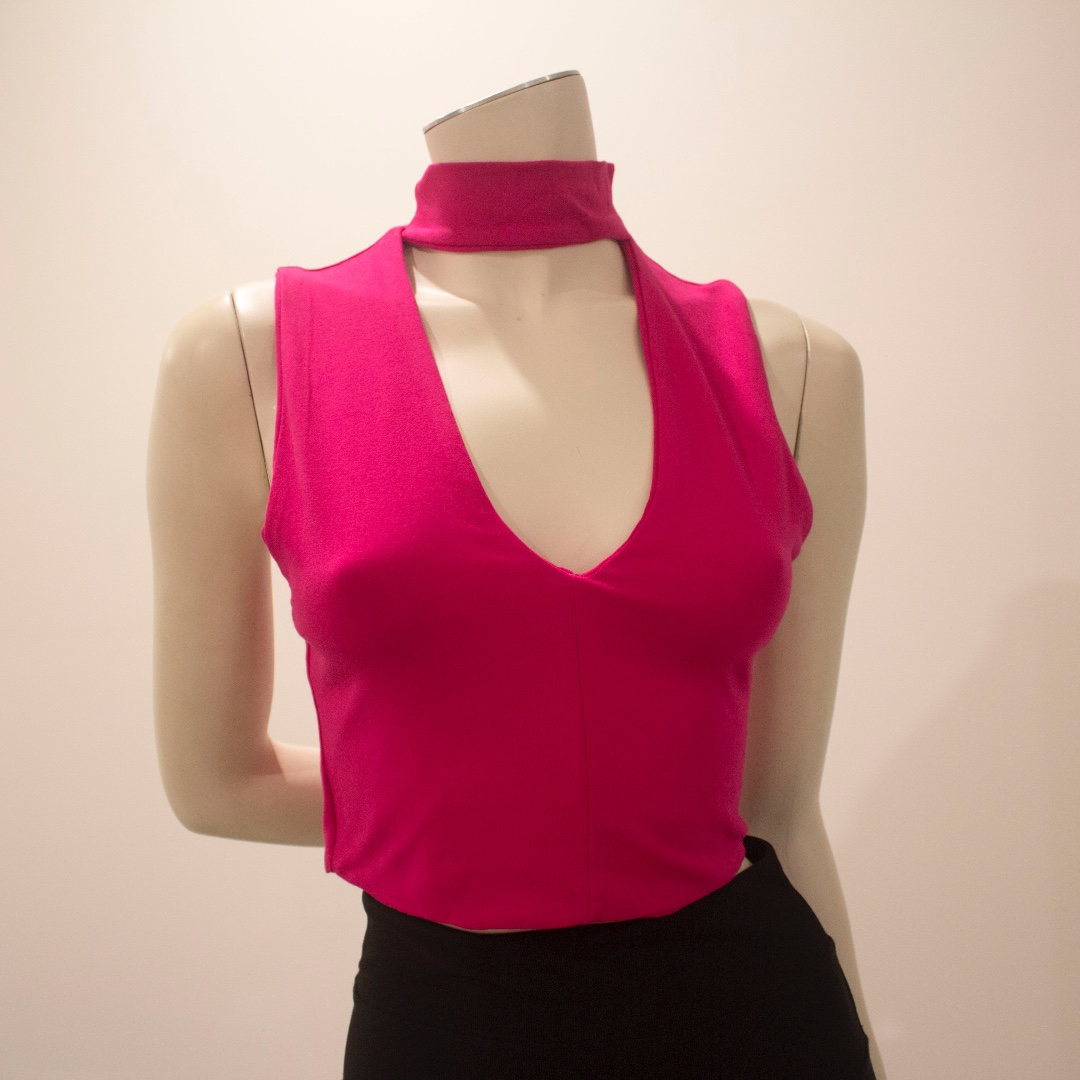 Red Rouge Top Size S