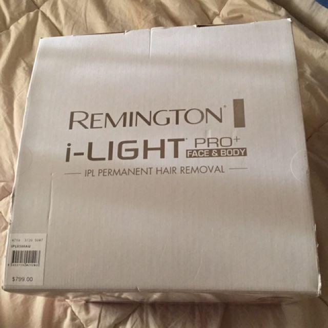 Remington i-Light PRO+ (with Infinity Bulb)