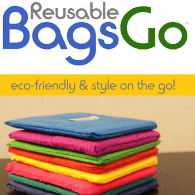 Reusable Bags Go
