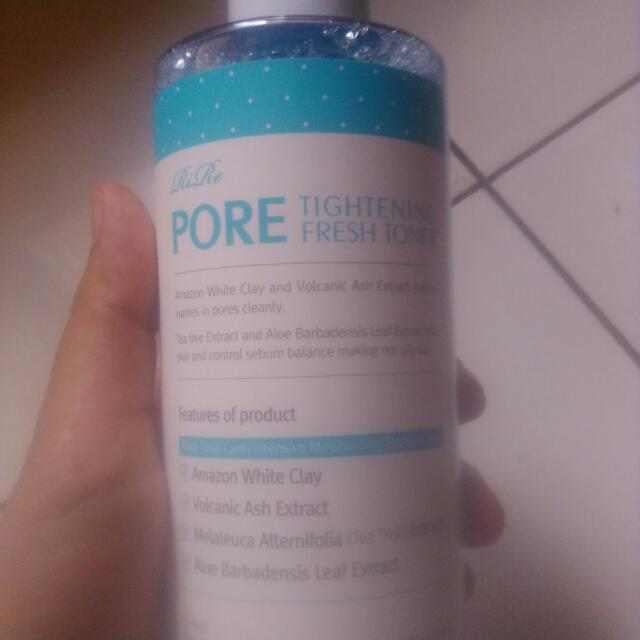 Rire Pore Tightening Toner