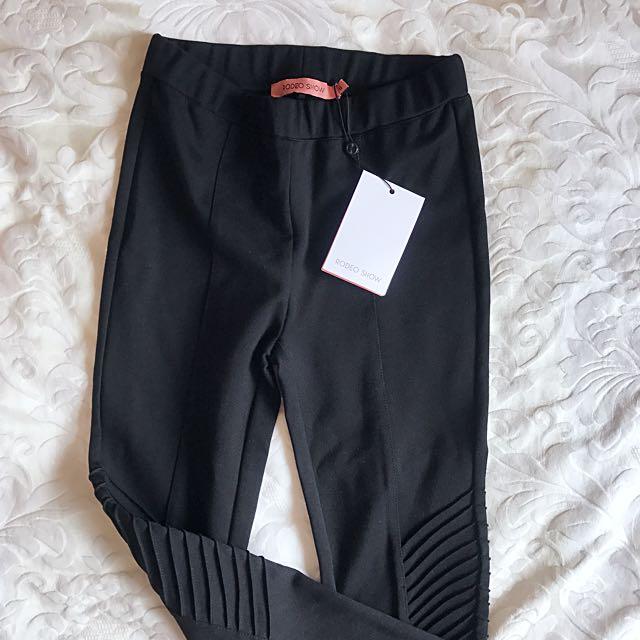 🆕Rodeo Show Moto Pants Size 6