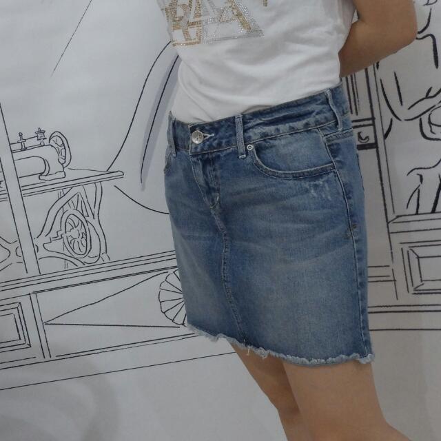 Rok Jeans Blue