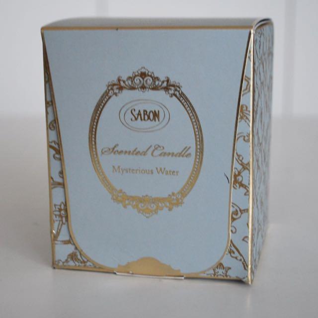 SABON 香氛蠟燭系列 玻璃蠟燭 - 秘密之泉(大) 容量250