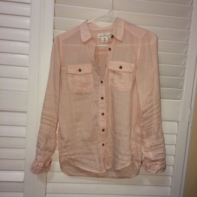 Size 2 H&M Top