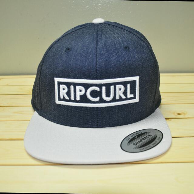 Snapback Cap Ripcurl d8e175b7443