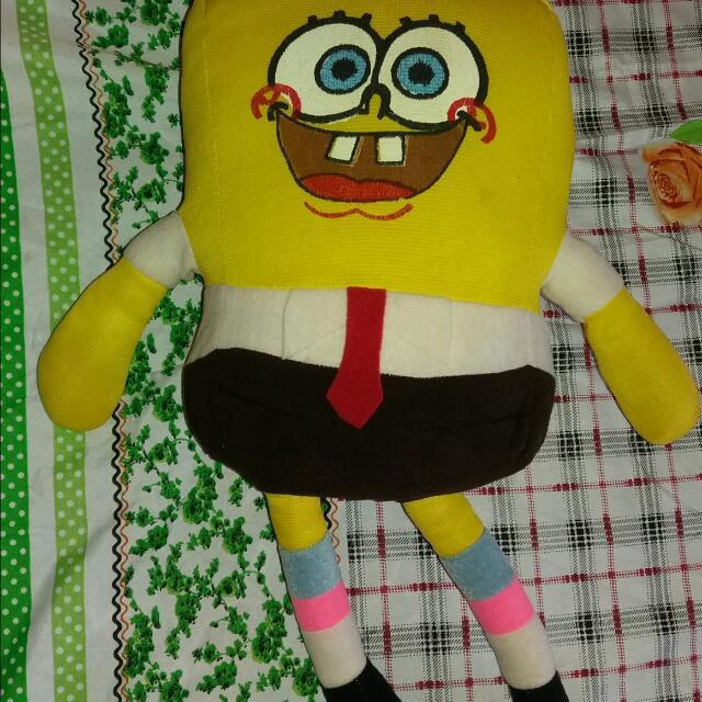 Spongebob Stufftoy