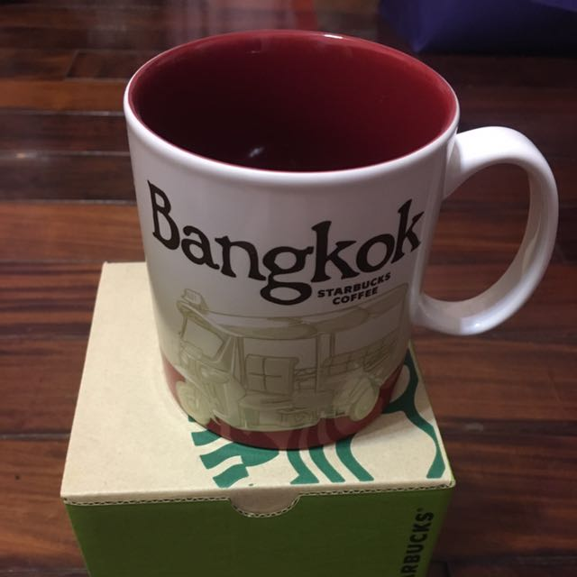 Starbucks 曼谷城市杯
