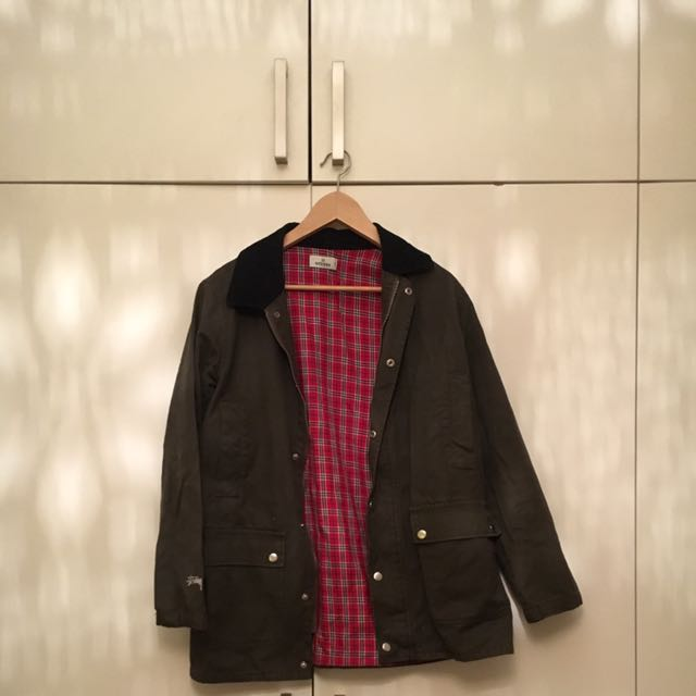 Stussy - Khaki jacket