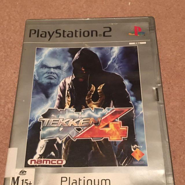 Tekken 4 - PlayStation 2