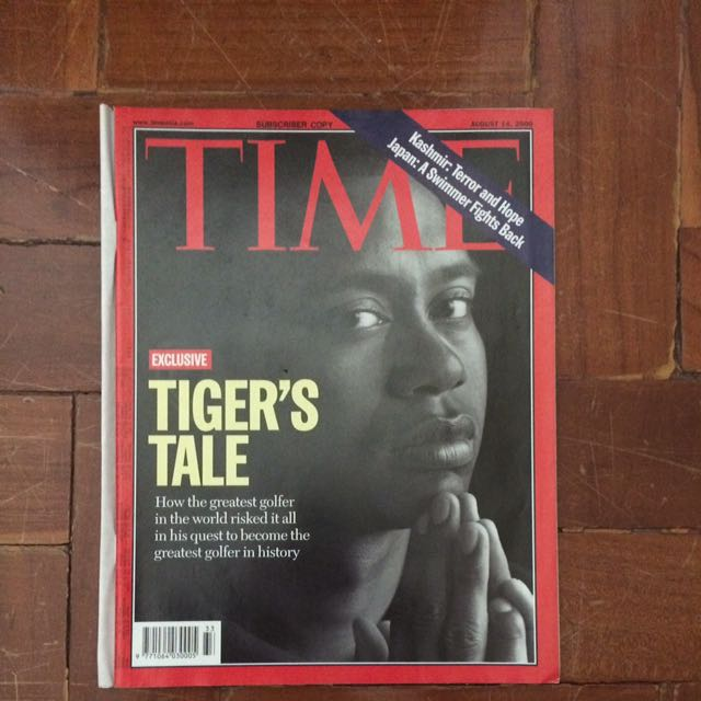 TIME Magazine August 14, 2000 Issue