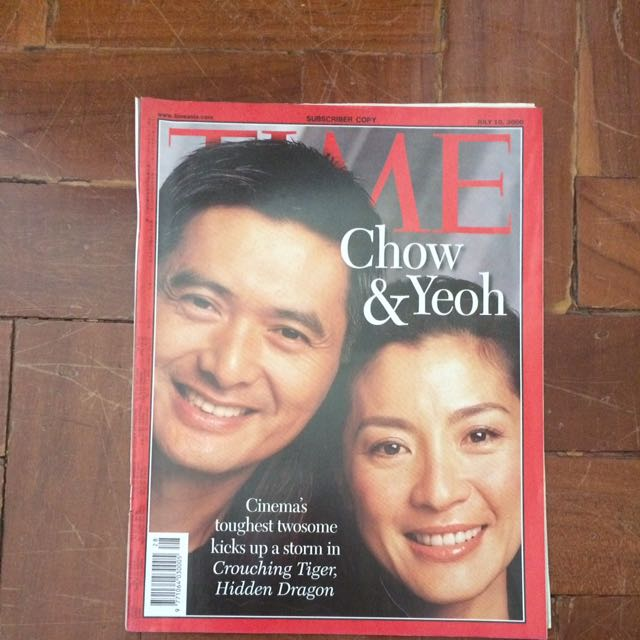TIME Magazine July 10, 2000 Issue